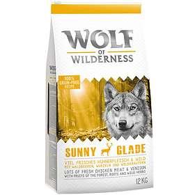 Wolf of Wilderness Sunny Glade Adult Venision & Chicken 1kg