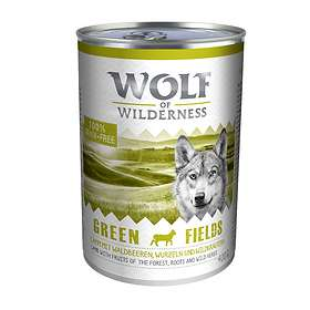 Wolf of Wilderness Oak Woods Adult Wild Boar & Fruits Forest 6x0,4kg
