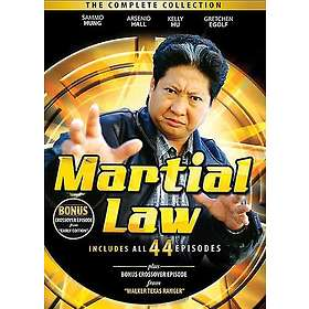 Martial Law - The Complete Collection (US)