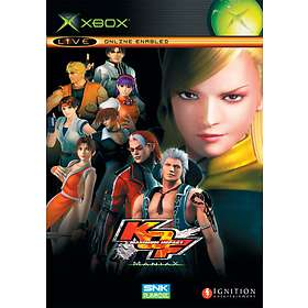 The King of Fighters: Maximum Impact Maniax (Xbox)