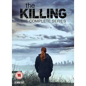 The Killing - The Complete Series (UK)