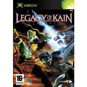 Legacy of Kain: Defiance (Xbox)