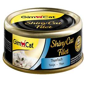 GimCat Shiny Cat Chicken in Jelly 6x0,7kg