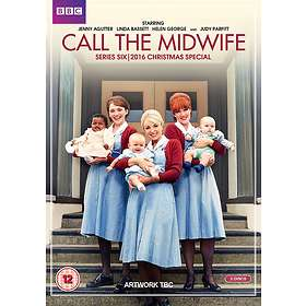 Call the Midwife - Series 6 + 2016 Christmas Special (UK)