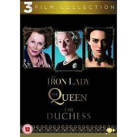 The Iron Lady + The Queen + The Duchess (UK)