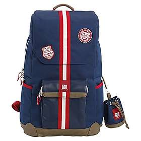 Red Castle City Backpack