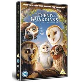 Legend of the Guardians: The Owls of Ga'Hoole (UK)