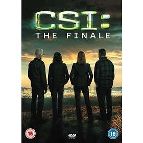 CSI: The Finale (UK)