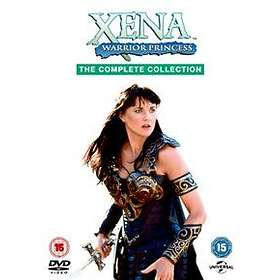 Xena - Ultimate Collection (UK)