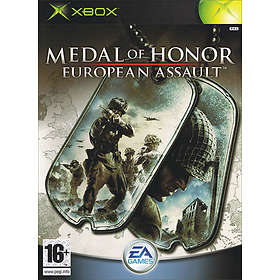 Medal of Honor: European Assault (Xbox)