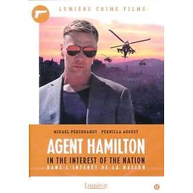 Agent Hamilton: In the Interest of the Nation (NL)
