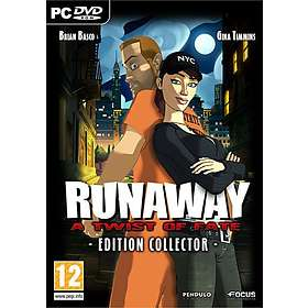 Runaway: A Twist of Fate - Collector's Edition