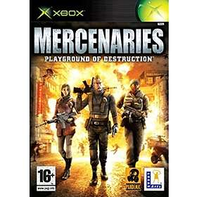 Mercenaries: Playground of Destruction (Xbox)
