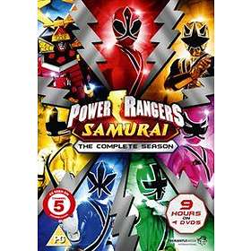 Power Rangers Samurai - The Complete Season (UK)