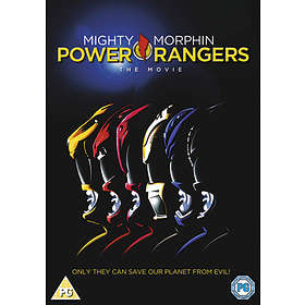 Mighty Morphin Power Rangers: The Movie (UK)