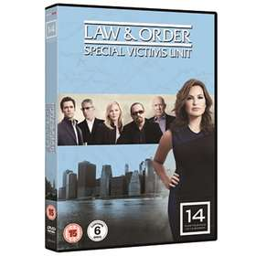 Law & Order: Special Victims Unit - Season 14 (UK)