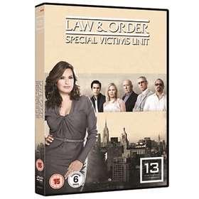 Law & Order: Special Victims Unit - Season 13 (UK)