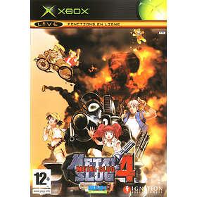 Metal Slug 4 (Xbox)