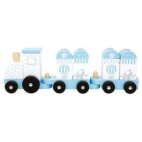 Jabadabado Dragleksak Tåg W708