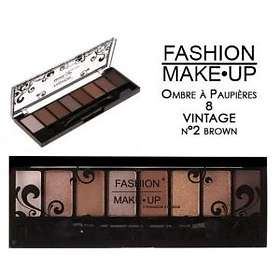 Fashion Make Up 8 Colours Eyeshadow Palette