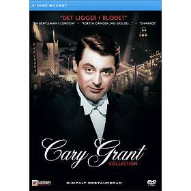 Cary Grant 4-Disc Box Set