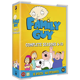 Family Guy - Säsong 6-10