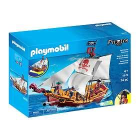 Playmobil Pirates 5678 Pirate Ship Large