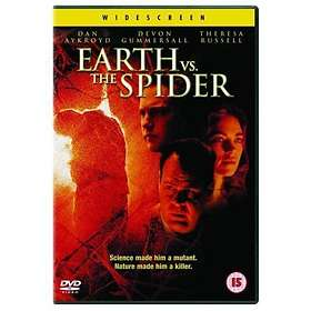 Earth vs. the Spider (UK)
