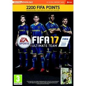 FIFA 17 - 2200 Points (PC)