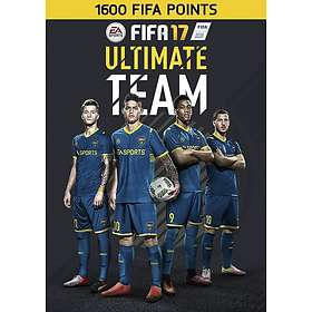 FIFA 17 - 1600 Points (PC)
