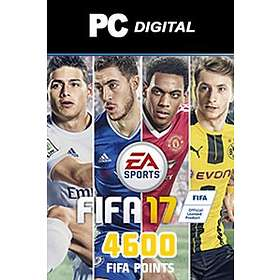 FIFA 17 - 4600 Points (PC)