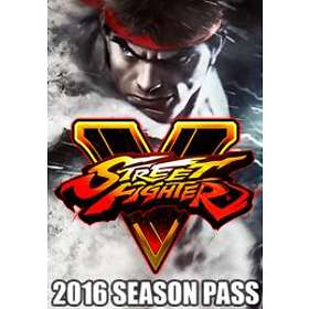Street Fighter V - Season Pass (PC)