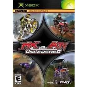 MX vs. ATV Unleashed (Xbox)