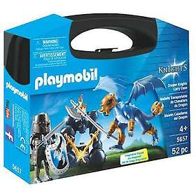 Playmobil Knights 5657 Dragon Knights Carry Case