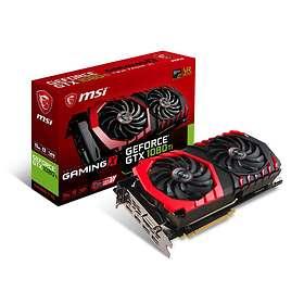 MSI GeForce GTX 1080 Ti Gaming X 2xHDMI 2xDP 11Go