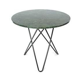 OX Denmarq O Table Matbord Ø80cm (Marmor)