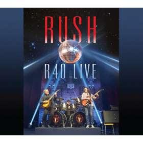 Rush: R40 Live (DVD+3CD)