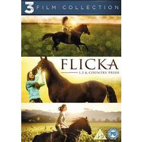 Flicka - 3 Film Collection (UK)