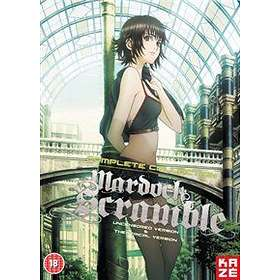 Mardock Scramble - Complete Collection (UK)