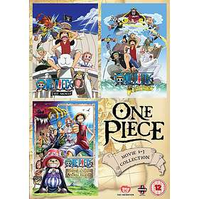 One Piece: Movie 1-3 Collection (UK)