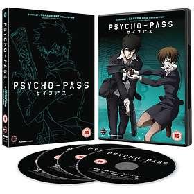 Psycho Pass - Season 1 (UK)