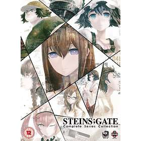 Steins;Gate - Complete Series Collection (UK)