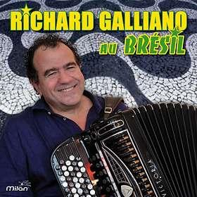 Richard Galliano: Au Brésil