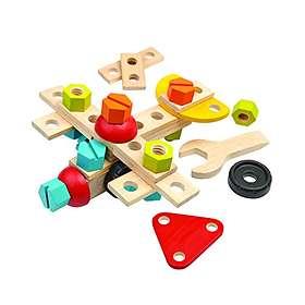 Plan Toys Byggset 5539