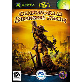 Oddworld: Stranger's Wrath (Xbox)