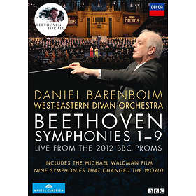 Beethoven: Symphonies 1-9 Live from 2012 BBC Proms