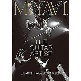 Miyavi: The Guitar Artist - Slap The World Tour 2014