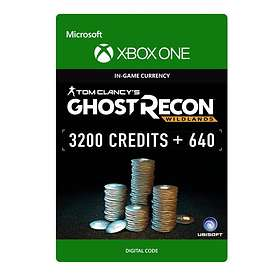 Tom Clancy's Ghost Recon: Wildlands - 3840 Credits (Xbox One)