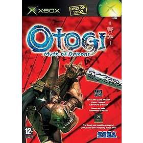 Otogi: Myth of Demons (Xbox)