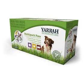 Yarrah Wellness Paté Mix 6x0,15kg
